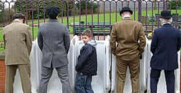The Westoe Netty urinal