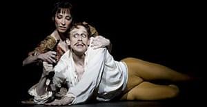 Mara Galeazzi and Edward Watson in Mayerling, Royal Opera House