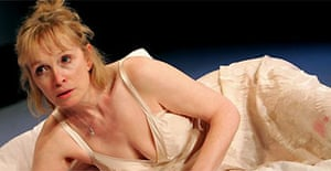 Lindsay Duncan as Martha in That Face, Royal Court, London