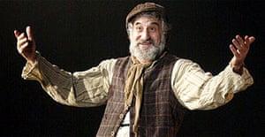Henry Goodman in Fiddler on the Roof
