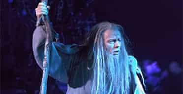 Brent Carver as Gandalf in The Lord of the Rings