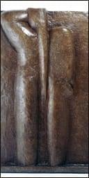 Henri Matisse, Back IV, 1930, bronze