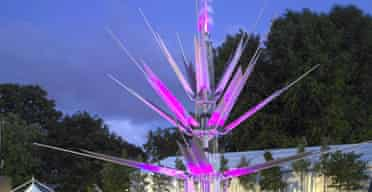 Chetwood's installation at the Chelsea Flower Show
