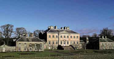 Dumfries House, Ayrshire in Scotland