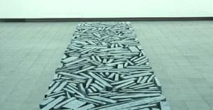 Stone Line by Richard Long