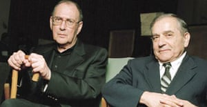 Harold Pinter and Henry Woolf