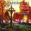 Paderewski Piano Sonata