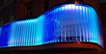 The Exchange, Newlyn art gallery in Cornwall