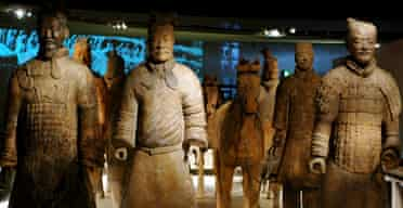 Warriors of the Terracotta Army