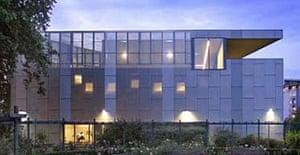 David Adjaye's Stephen Lawrence Centre in Deptford