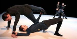 Shen Wei Dance Arts, Barbican, London