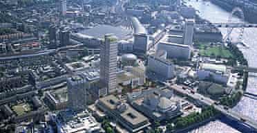 Proposed development at Doon Street