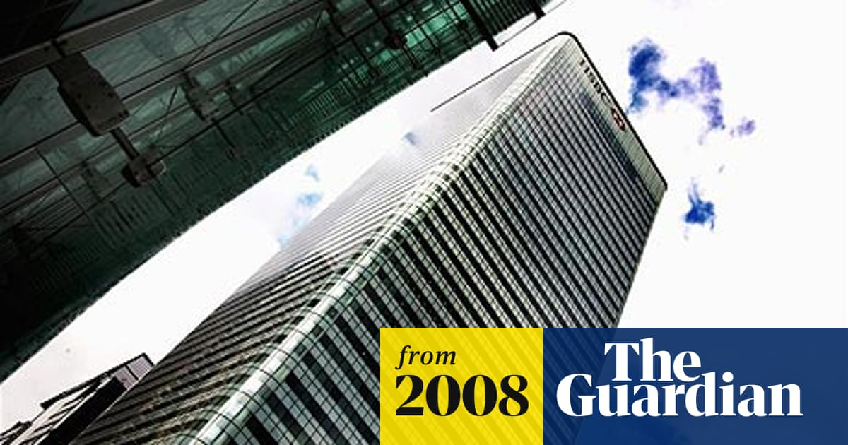 HSBC buys back Canary Wharf HQ | Business | The Guardian