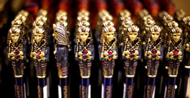 Tutankhamun and the Golden Age of the Pharoahs, 02 Centre