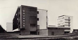 Lucia Moholy's Bauhaus building in Dessau, Mima Middlesbrough
