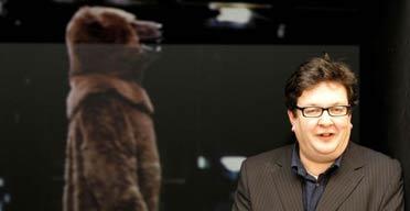 Mark Wallinger, Turner prize winner 2007