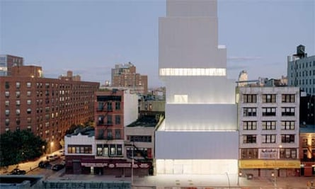 New Museum in New York