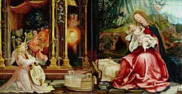 The Isenheim Altarpiece