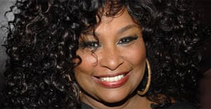 Chaka Khan attends a post-show reception for her Broadway debut in The Color Purple