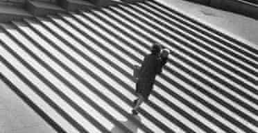 The Stairs, 1930, by  Alexander Rodchenko, Hayward Gallery