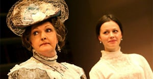 Penelope Keith in The Importance of Being Earnest, Vaudeville Theatre, London