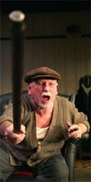 Kenneth Cranham (Max) in The Homecoming, Almeida, London
