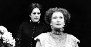 Penelope Wilton and Sian Philips in George Bernard Shaw's Major Barbara