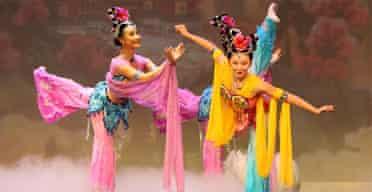 Shen Yun, Roya Festival Hall, London