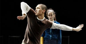 Bahok, a collaboration between The National Ballet of China and the Akram Khan Company
