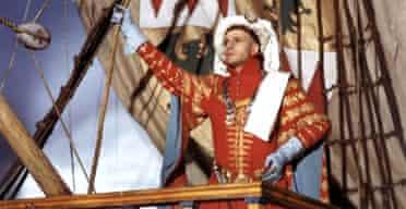 Laurence Olivier in Henry V (1945)