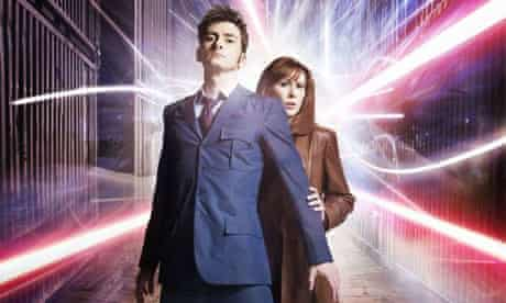 Doctor Who: David Tennant as The Doctor, Catherine Tate as Donna Noble