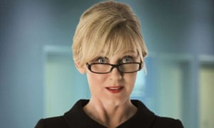 Sarah Lancashire in Doctor Who