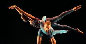 Cita Robinson in Ballet Black