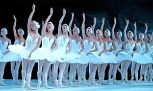 The Kirov Ballet perform Swan Lake