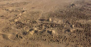 Umm al-Ajarib archaeological site in southern Iraq