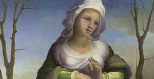 Domenico Beccafumi's Marcia
