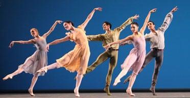Dances At A Gathering by The Royal Ballet, Royal Opera House