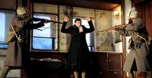 Stephen Poliakoff's Breaking the Silence, Nottingham Playhouse