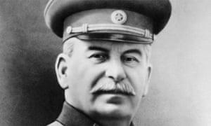 Joseph Stalin. Photograph: Bettmann/Corbis