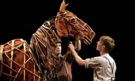 War Horse, National Theatre