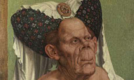 An Old Woman by Quinten Massys