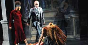 The Revenger's Tragedy at the National Theatre