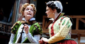 The Merry Wives Of Windsor at Shakespeare's Globe