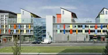 Ecotowns: solar-powered flats in Freiburg, Germany