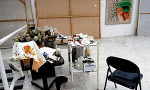 Artists' studios: Howard Hodgkin