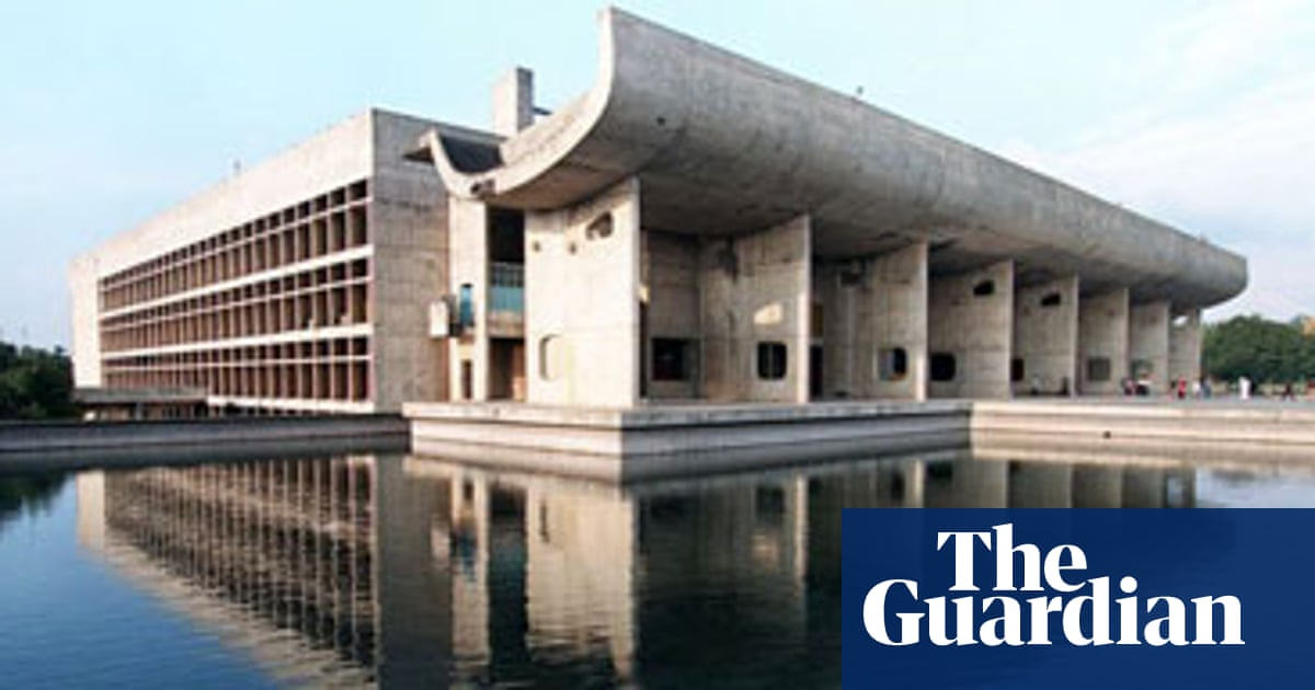 Steve Rose On Le Corbusier One Of The Most Iconic Architects Of The