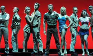 West Side Story at Sadlers Wells