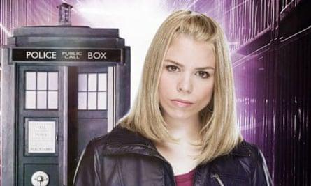 Doctor Who: Billie Piper as Rose Tyler