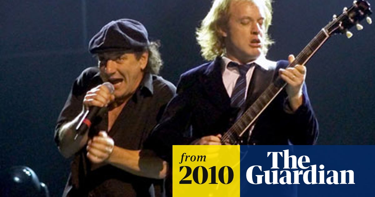 Back with back-catalogue: Download festival stars AC/DC | Music