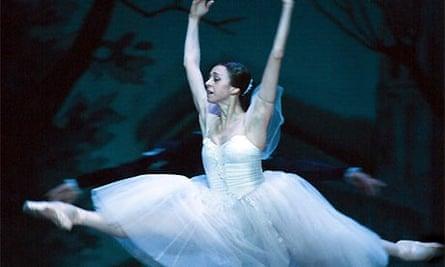 State Ballet of Georgia with Prima Ballerina Nina Ananiashvili as Giselle